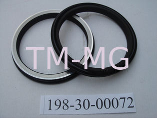 PC300 D475 Construction Machinery Spare Parts Seal Floating 198-30-00072